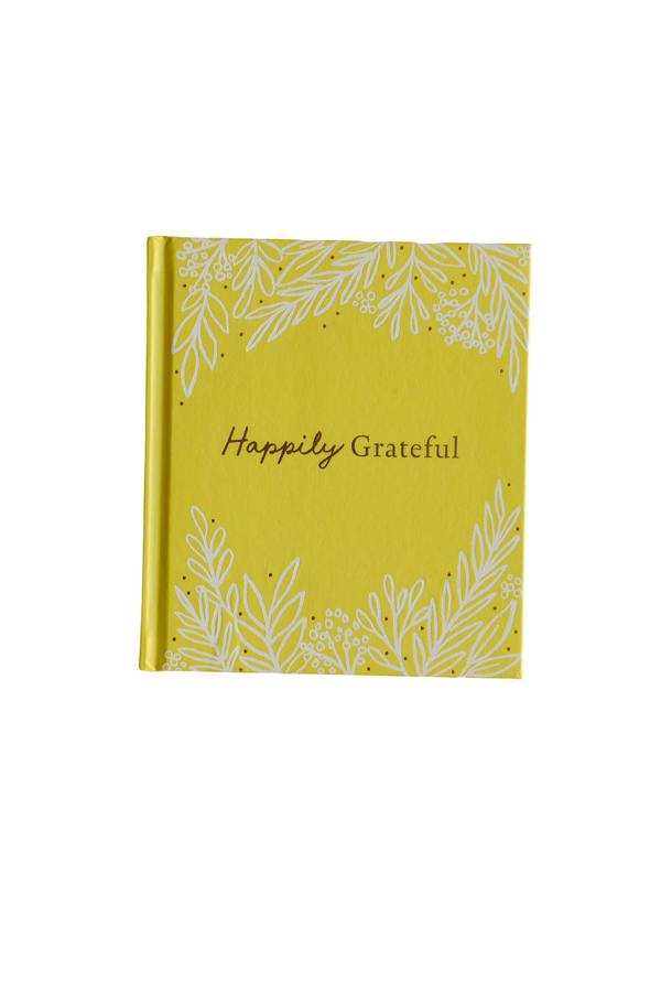 Happily Grateful Book