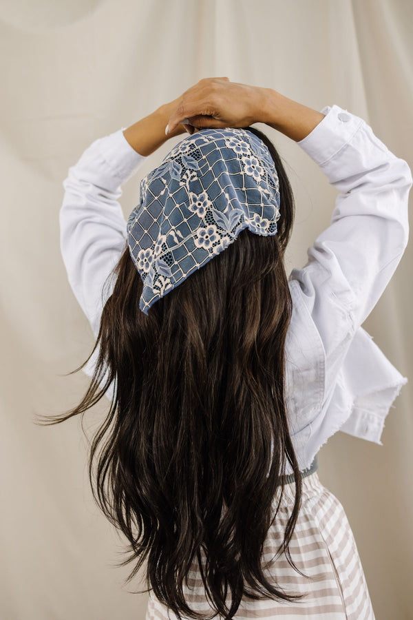 Gloria Lace Bandana