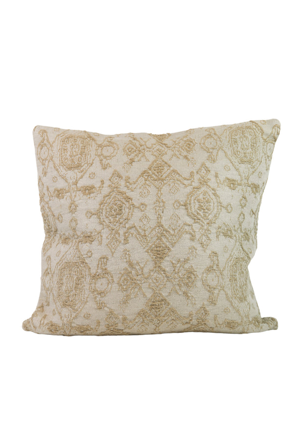 Edith Embroidered Pillow