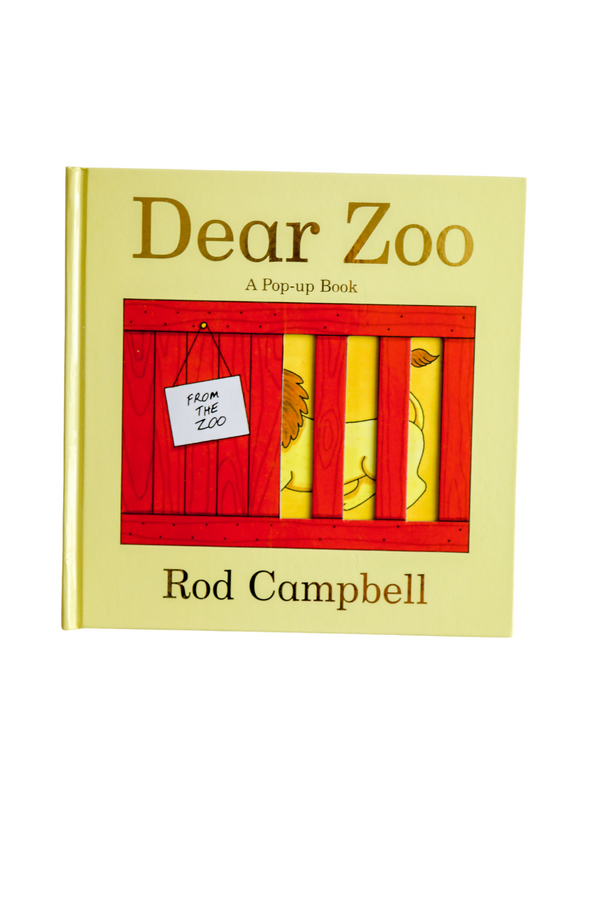 Dear Zoo Pop-Up Book