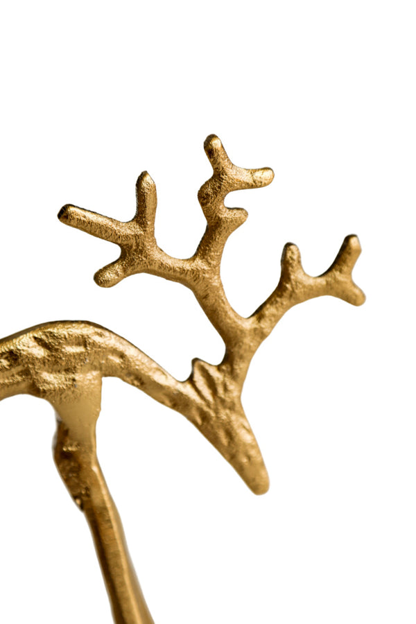 Golden Reindeer