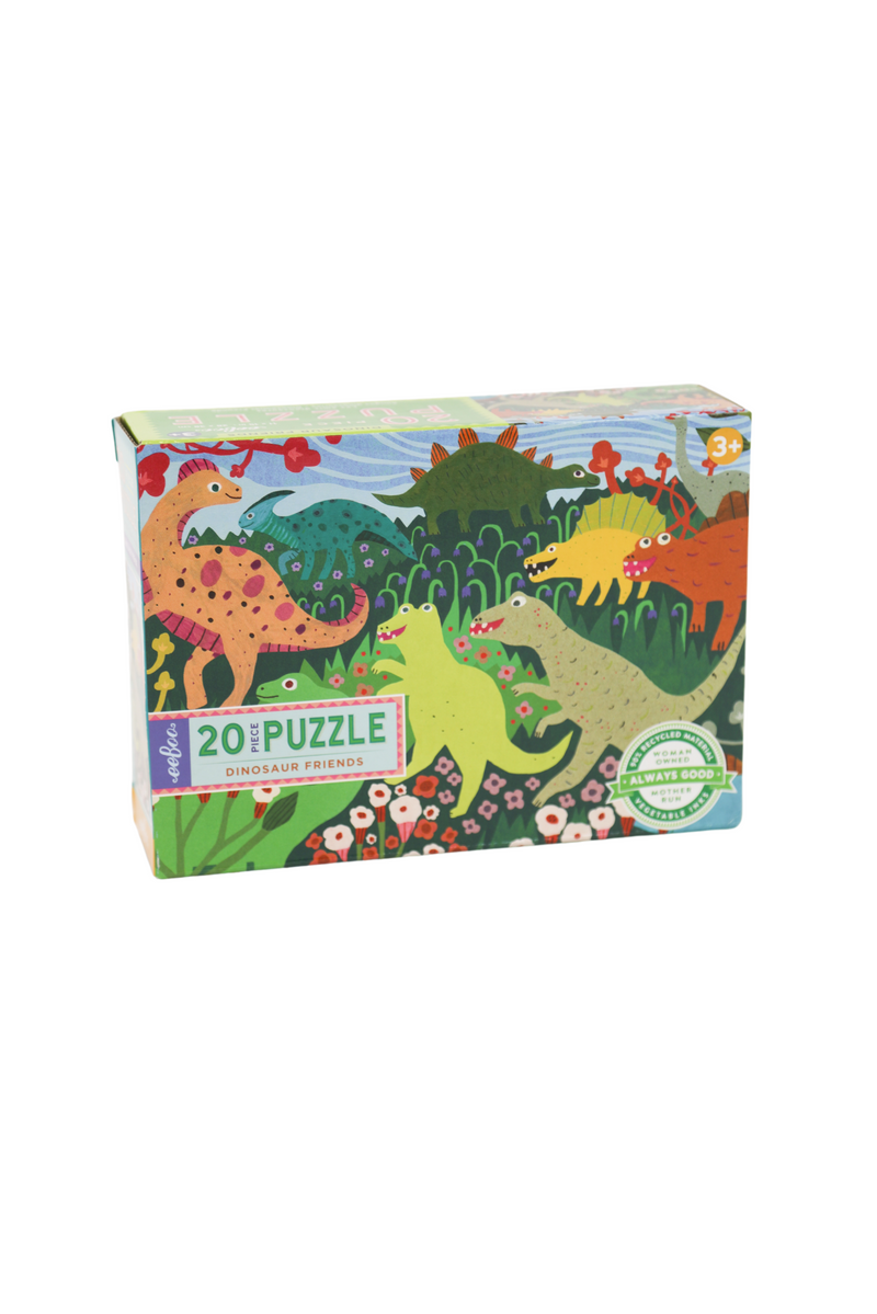 Dinosaur Friends 20 pc Puzzle