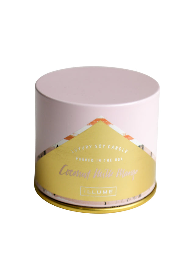 Coconut Milk Mango Demi Vanity Tin