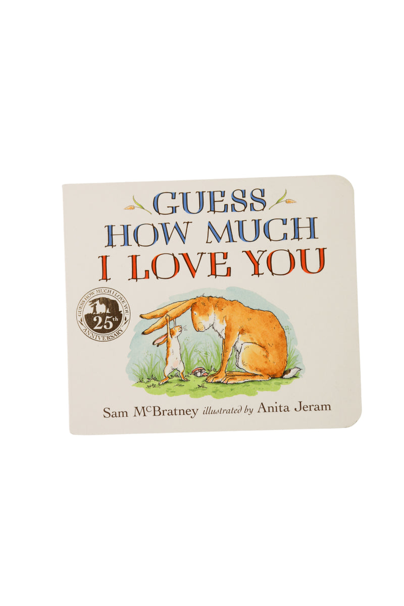 Guess How Much I Love You: Board Book