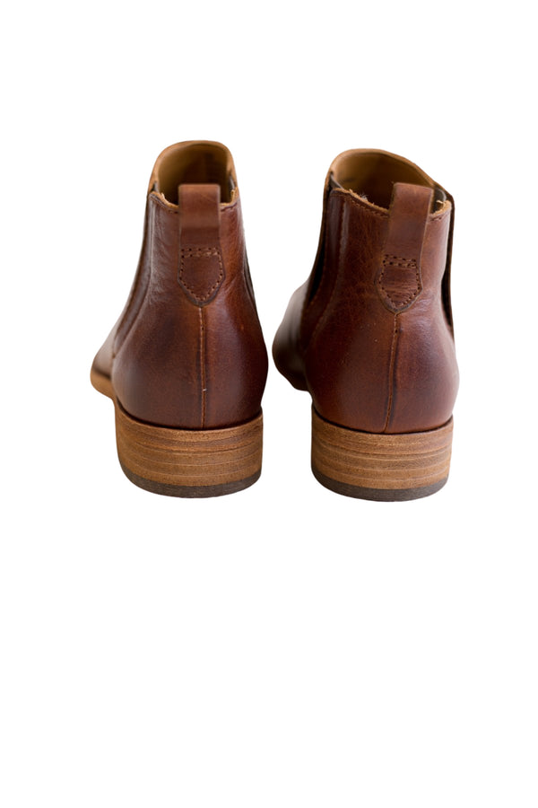 Korkease Velma Ankle Boot in Cognac
