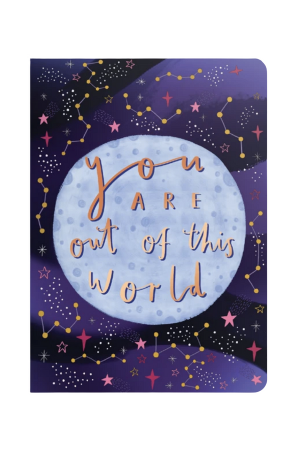 Jot-It Notebook: Out of This World