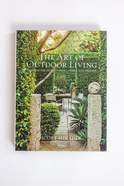 The Art of Outdoor Living Book