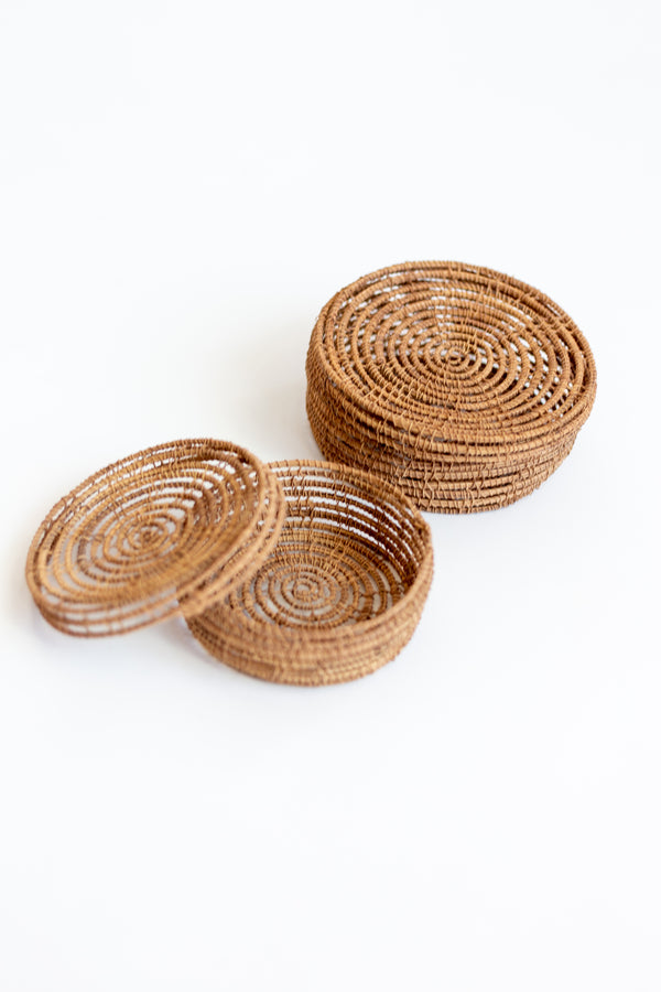 Roma Hand-Woven Baskets