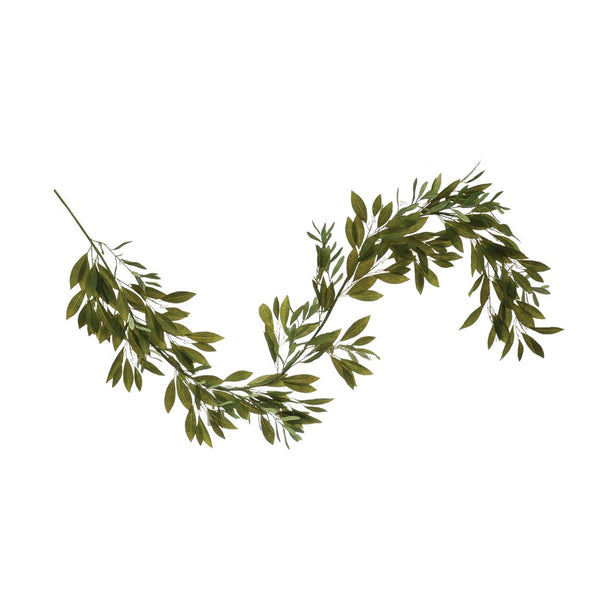 Olive + Bay Leaf Garland