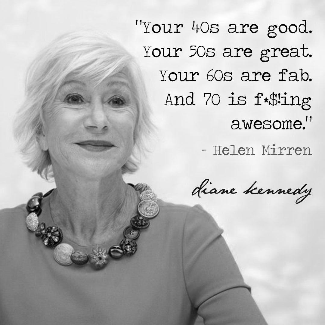Helen Mirren quote