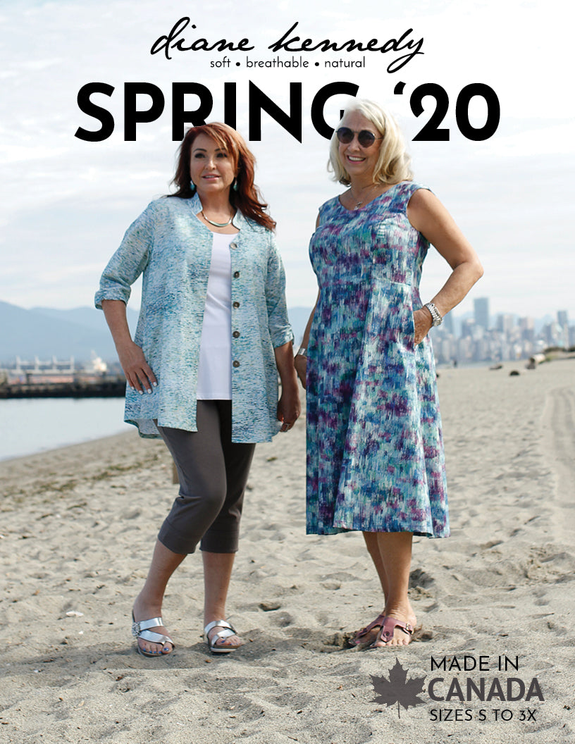 Diane Kennedy Spring Catalogue Cover Page