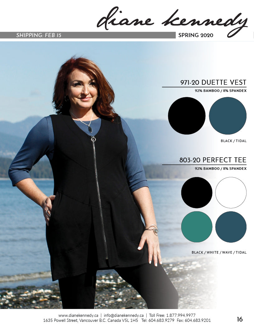 Diane Kennedy Spring Catalogue Page 16