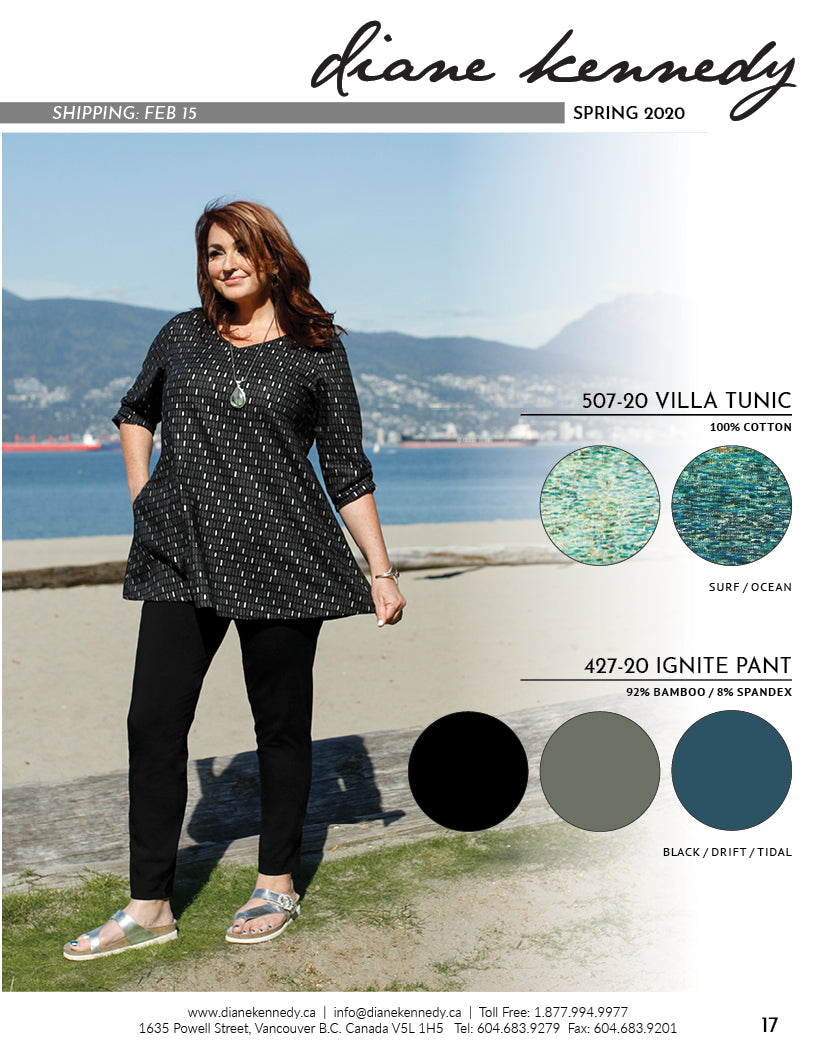 Diane Kennedy Spring Catalogue Page 17