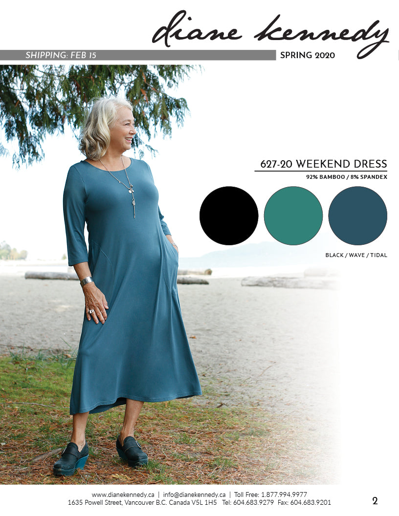 Diane Kennedy Spring Catalogue Page 2