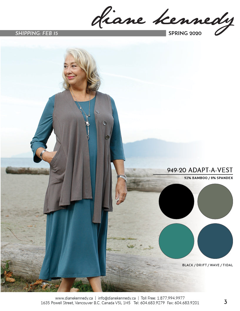 Diane Kennedy Spring Catalogue Page 3