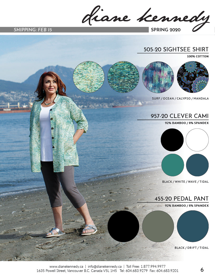 Diane Kennedy Spring Catalogue Page 6