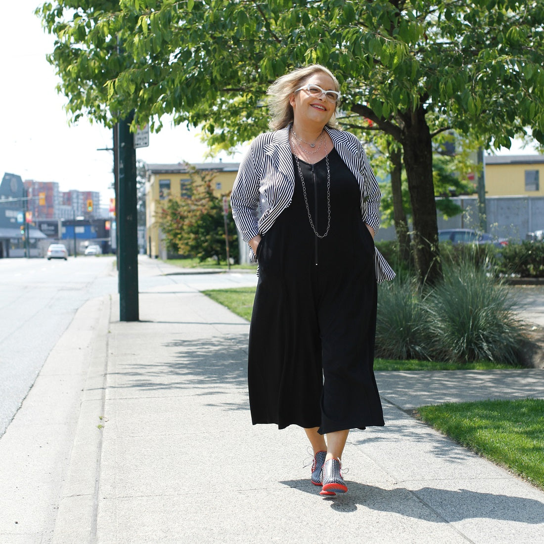 Vancouver Designer Diane Kennedy's Bamboo separates