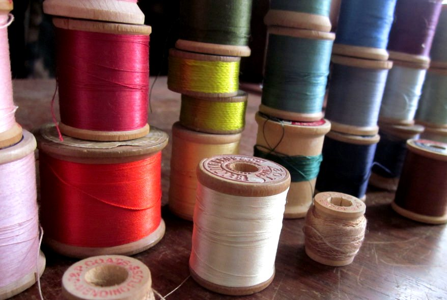 Spools Of Thread - Diane Kennedy