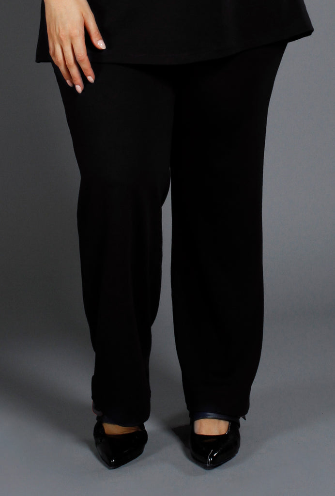 Flex Pant - Black Bamboo