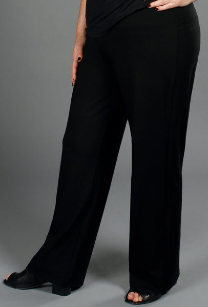 Flex Pant - Black Bamboo - only L & XL