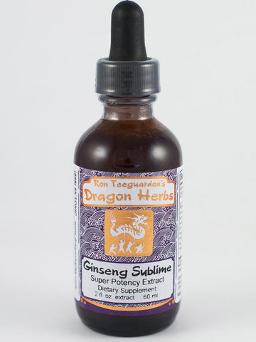 Ginseng Sublime - Dragon Herbs 2oz