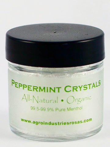 Peppermint Crystals