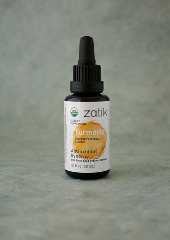 Turmeric and Black Seed Oil CO2 Extract - Zatik's