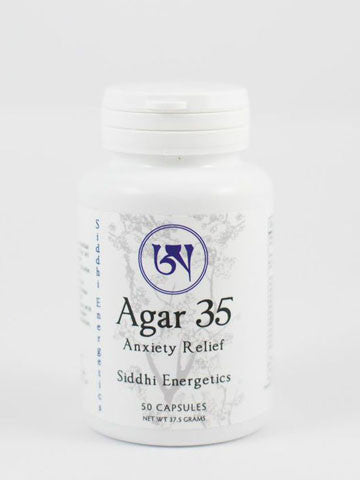 Agar-35-Anxiety Relief Siddhi Energetics