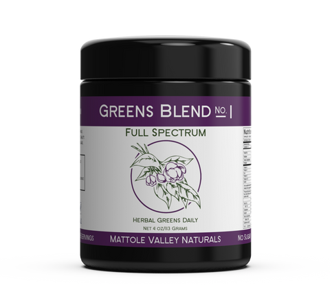 Greens Blend No1 Full Spectrum - 113 Grams