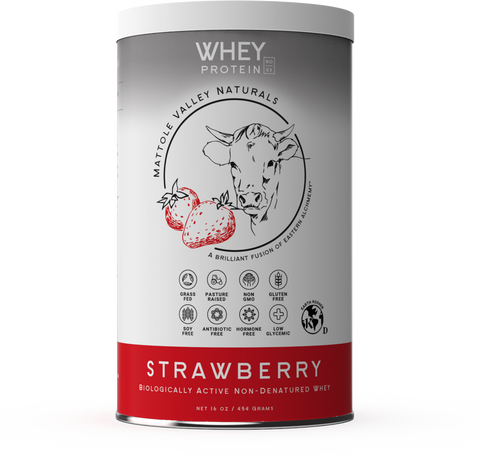 Whey Protein No2 Strawberry - 454grams