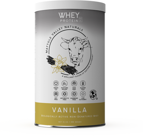 Whey Protein No1 Vanilla - 454grams