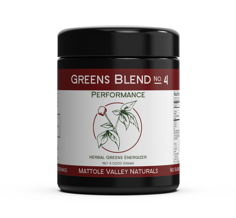 Greens Blend No4 Performance - 113grams