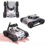 RC Toy Tank with Wireless camera