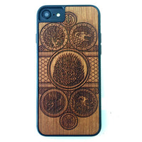 Handcrafted Wood Phone case