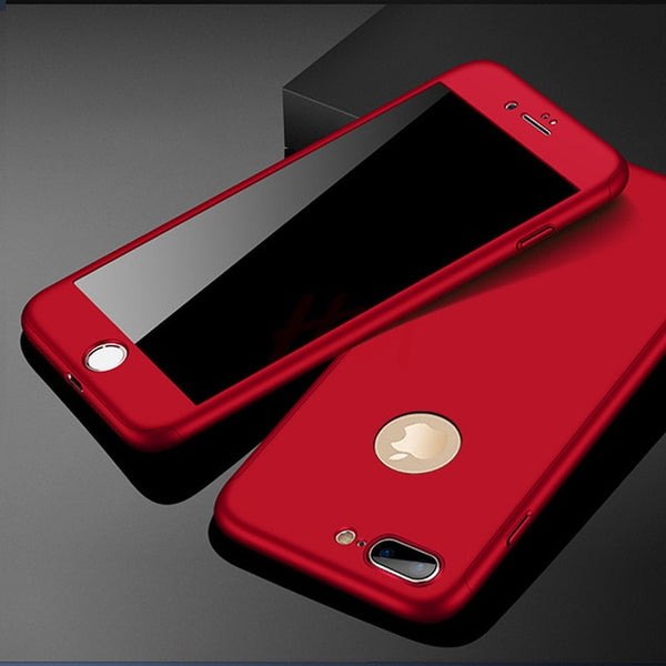 Secure Your Cell Phone With the H&A Luxury 360 Full Protection Phone Case