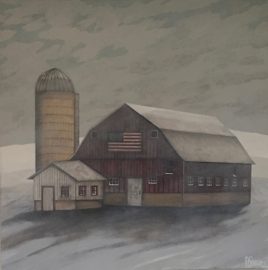 """BIG BARN"" SOLD"
