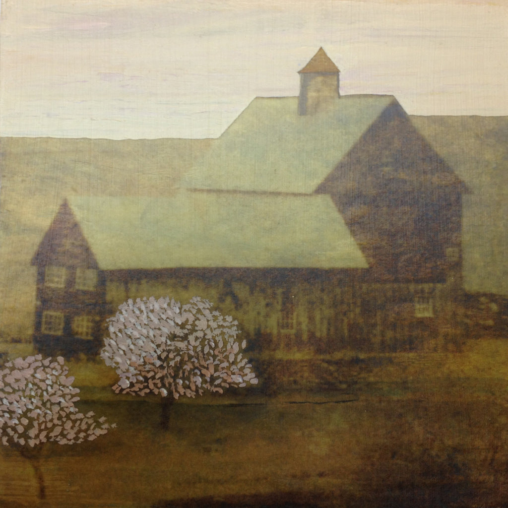"""Northeast Spring""-Sold"