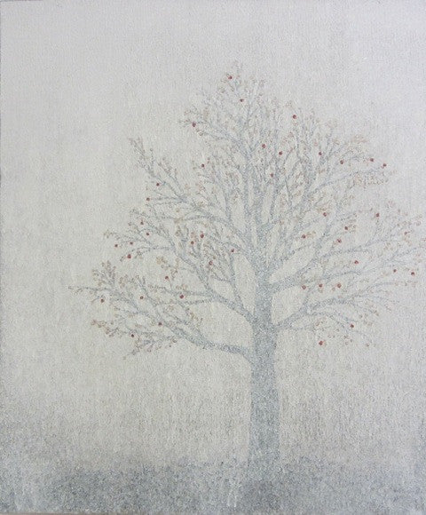 """Crabapple in Winter"" SOLD"