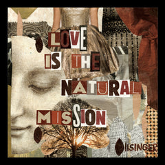 Card 110-love is the natural mission