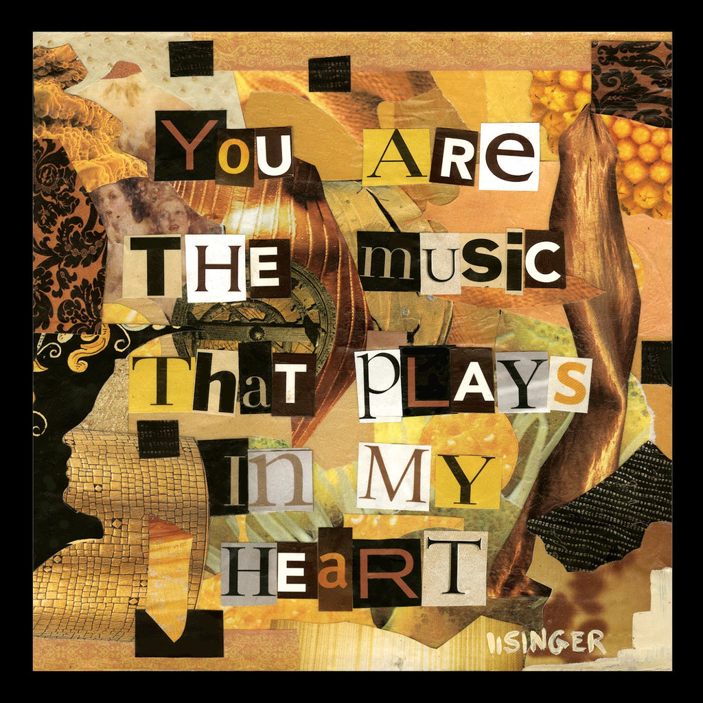 Card 121-you are the music that plays in my heart