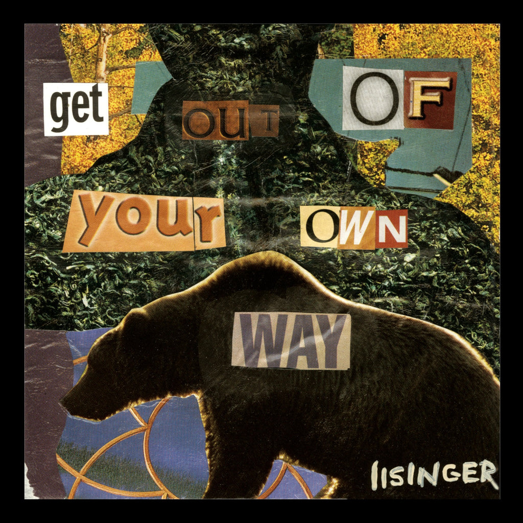 Card 133-get out of your own way