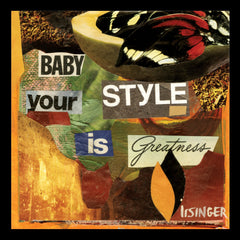 Card 134-baby your style is greatness