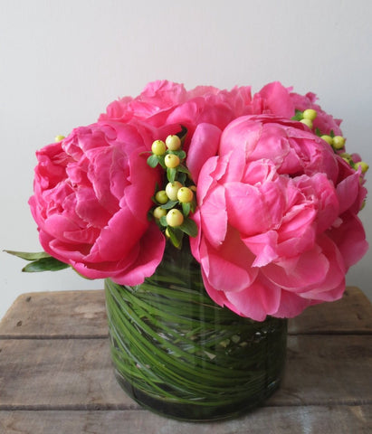 Ruby Floral Arrangement