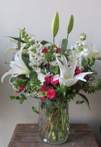 Bianca Floral Arrangement
