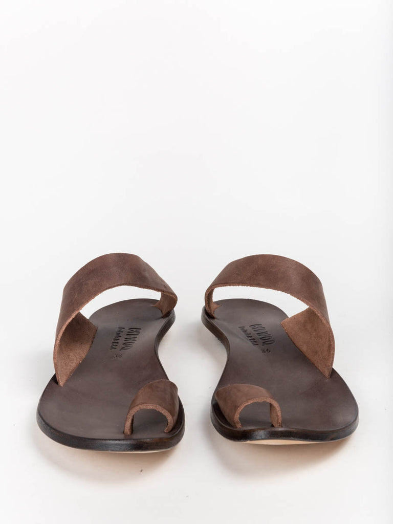 e55c18c2413 Cydwoq Thong Sandal in dark brown Cydwoq Thong Sandal in dark brown ...