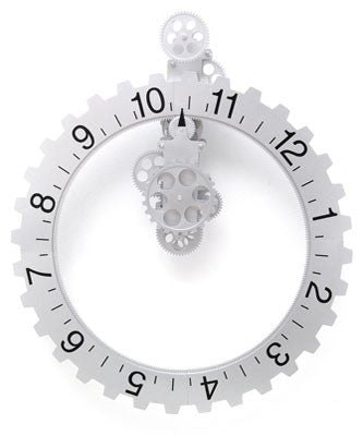 Big Wheel Clock