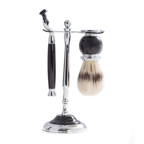 Brush and Razor Set