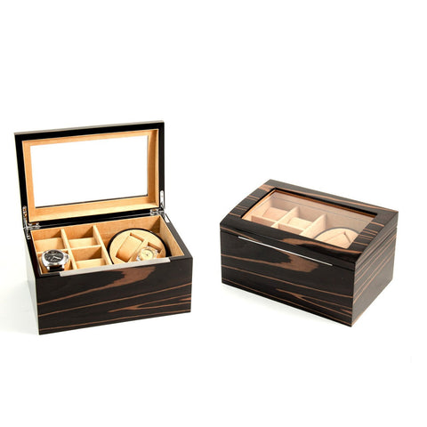 Burl Wood Watch Winder