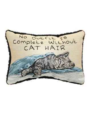 Cat Hair Pillow