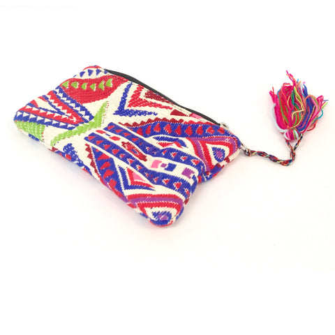 Tribal Pouch (Multicoloured) - ON SALE
